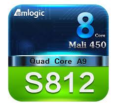 Amlogic S812 CPU