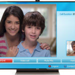 Skype Samsung Smart TV