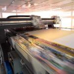 OLED display by inkjet printing