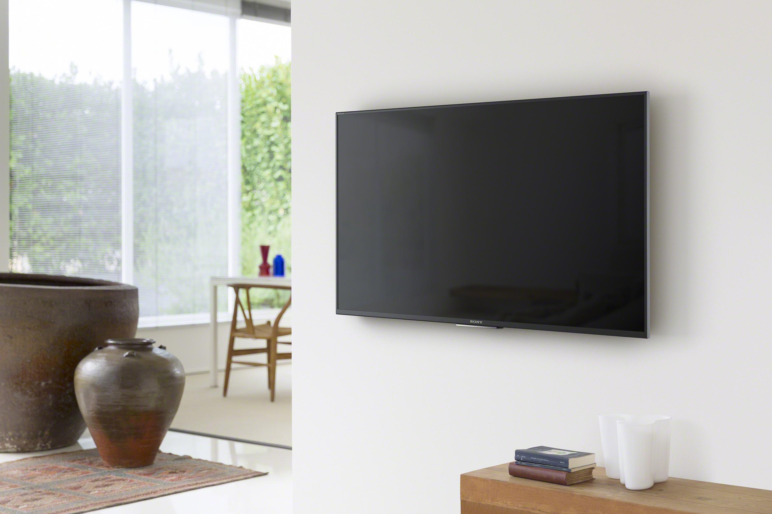 BRAVIA на базе Android TV