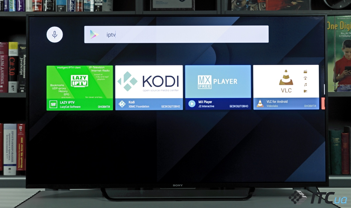 Настройка iptv на телевизоре sony russian iptv on samsung smart tv