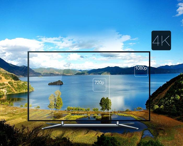 Поддержка 4K видео - M8S 4K TV Android Box