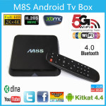 Приставка M8S 4K TV Android Box