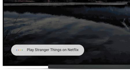 Google Assistant on Philips Android TV