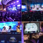 Киберспорт Samsung Tizen TV 2017