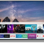 Samsung-TV iTunes Movies and TV shows