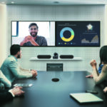 Samsung Logitech video conference