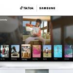 TikTok Samsung Smart TV